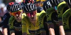 Yates behält am Col de Lusette das Gelbe Trikot an
