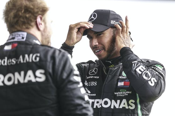 Lewis Hamilton muss auf den Party-Mode verzichten.