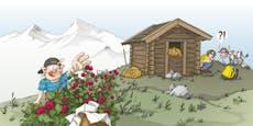 """Alpenverein fordert """"Gackerl-Sackerl"""" für Wanderer"""