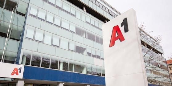 Die Zentrale der A1 Telekom Austria Group.