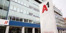 A1 meldete breitflächigen Ausfall der TV-Dienste