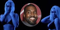 Kim & Kylie ließen für Kanye die Hüllen fallen