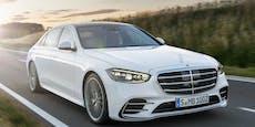 Die neue Mercedes S-Klasse setzt neue Maßstäbe