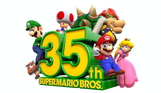 """Super Mario Bros."" feiert Jubiläum."