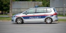 Drogendealer leistet bei Festnahme in Wien Widerstand