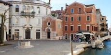Mini-Kirche in Venedig zu verkaufen
