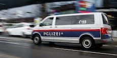 Unfalllenker bedroht Opfer an Tankstelle mit dem Tod