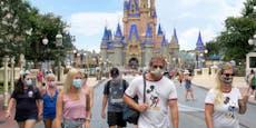 Leere Vergüngungsparks: Disney streicht 28.000 Jobs