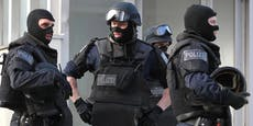 Cobra fasst mögliche Terror-Komplizen in Wien