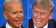 Trump oder Biden - Wer wird Präsident?