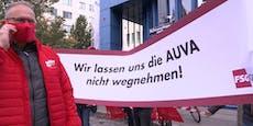 Protest: SPÖ befürchtet Aus für Lorenz Böhler Spital