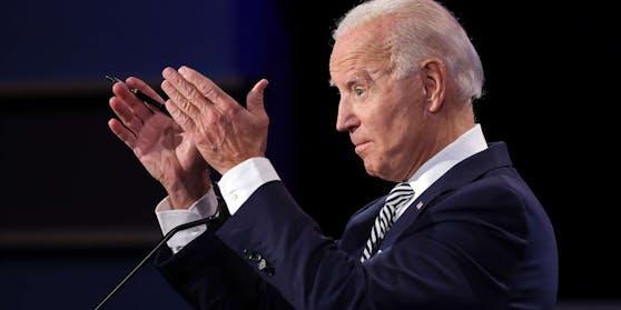 """Die """"New York Post"""" veröffentlichte Mails, die den demokratischen Präsidentschaftskandidaten Joe Biden belasten."""