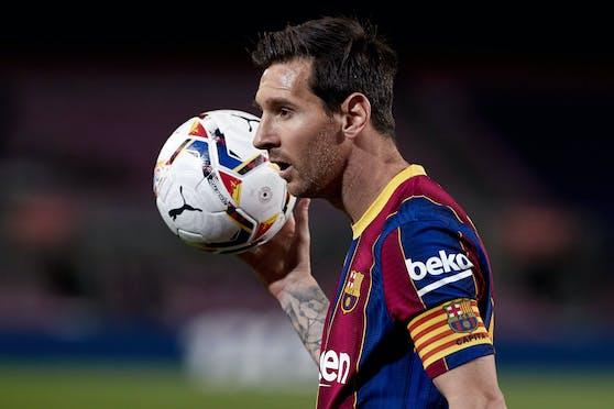 Lionel Messi entschuldigt sich bei den Barcelona-Fans.