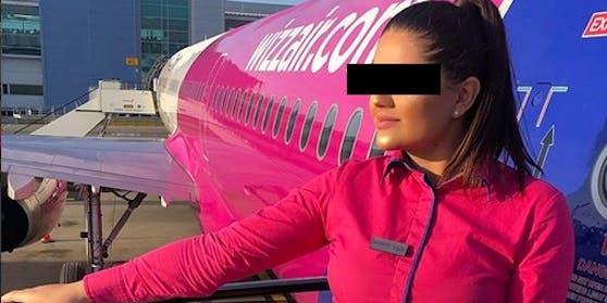 Posieren auf Instagram ist für die ehemalige Stewardess nun Geschichte.