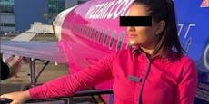 Stewardess gekündigt – nun verkauft sie Drogen