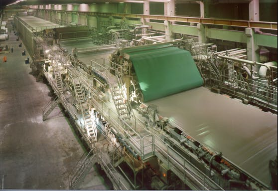 Hirschwang: Die Kartonproduktion wird eingestellt.