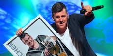 Marc Pircher singt wegen Corona jetzt auf Geburtstagen