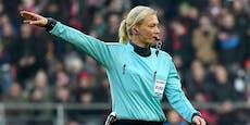 Schiedsrichter-Pionierin kündigt ihr Karriere-Ende an