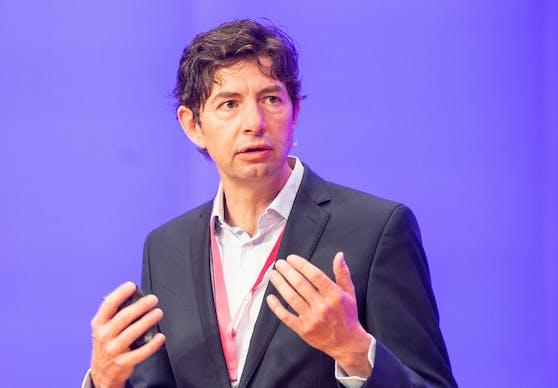 Virologe Christian Drosten