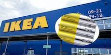 Ikea wirft Batterien aus Sortiment - das ist der Grund