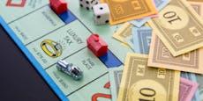 Bald gibt es ein Monopoly für schlechte Verlierer