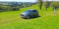 Mitsubishi Outlander PHEV im Test: Groß aber sparsam