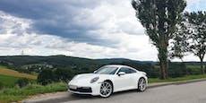 Porsche 911 Carrera im Test: Alte Tugenden ganz modern