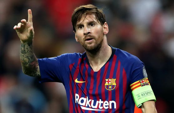 Lionel Messi bricht in einer Mitteilung sein Schweigen.