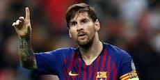 """Messi-Ansage: """"700-Millionen-Klausel nicht mehr gültig"""""""