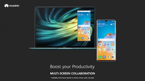 Huawei Multi-Screen-Collaboration