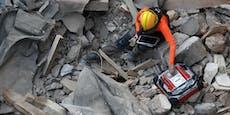Retter von Beirut hören Herzschlag unter Trümmern