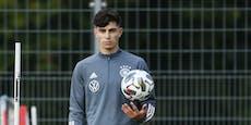 Havertz verlässt DFB-Team, um Wechsel zu fixieren