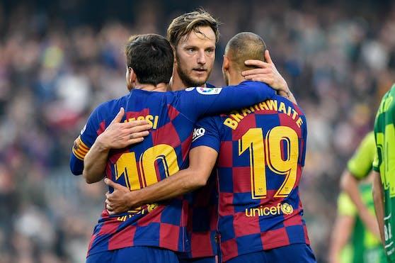 Ivan Rakitic war kein Freund von Lionel Messi.