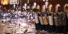 Ausschreitungen bei Demo gegen Bulgariens Regierung