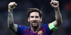 Bericht: Wechsel-Theater vorbei, Messi bleibt bei Barca