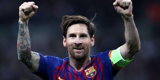 Lionel Messi soll nun doch bleiben.
