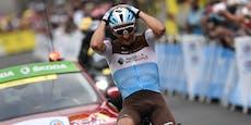 Peters gewinnt erste Pyrenäen-Etappe, Yates behält Gelb