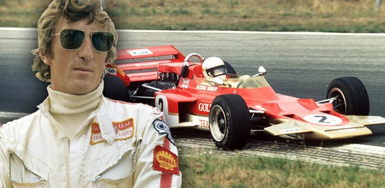 Motorsport-Legende Jochen Rindt verunglückte vor genau 50 Jahren in Monza.