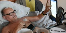Mann will seinen Tod live auf Facebook übertragen