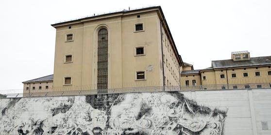 In derJustizanstalt Graz-Karlau könnte sich eine Terror-Zelle formiert haben