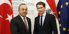Erdogans Minister wirft Kurz Islamfeindlichkeit vor