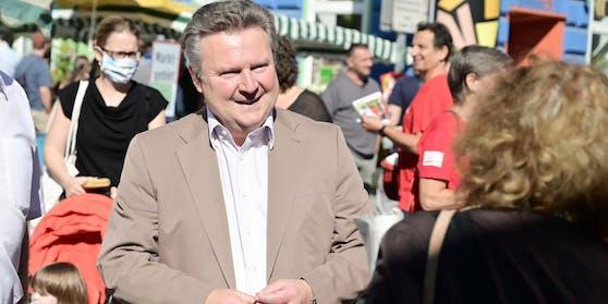 Bürgermeister Michael Ludwig (SP) erfüllt Bedürfnis nach Harmonie