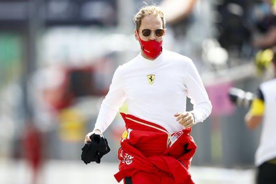 Sebastian Vettel erlebt ein Jahr zum Vergessen.