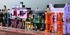 Ab sofort können Lego-Fans mit Harry Potter shoppen