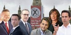 LIVE – die Hochrechnung zur Wien-Wahl 2020
