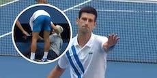 Serbische Medien toben über Djokovic-Disqualifikation