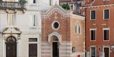 Ehemalige Mini-Kirche in Venedig zu verkaufen