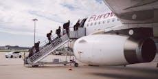 Shitstorm für Nationalteam wegen Reise im Flugzeug