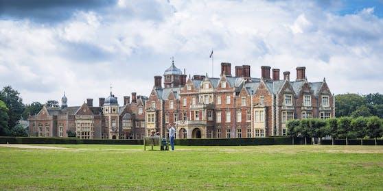 Schloss Sandringham zählt zu den beliebtesten Touristenattraktionen. Im großzügigen Parkgelände soll ein Freiluft-Kino stattfinden.