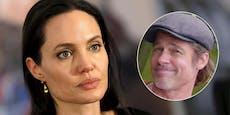 """""""Musste mehr daheim sein"""" – Jolie stichelt gegenPitt"""